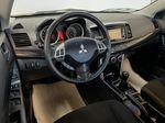BLACK 2017 Mitsubishi Lancer SE LTD - 5MT, Bluetooth, Remote Start, Backup Cam, Heated Seats Steering Wheel and Dash Photo in Edmonton AB