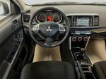 BLACK 2017 Mitsubishi Lancer SE LTD - 5MT, Bluetooth, Remote Start, Backup Cam, Heated Seats Strng Wheel: Frm Rear in Edmonton AB