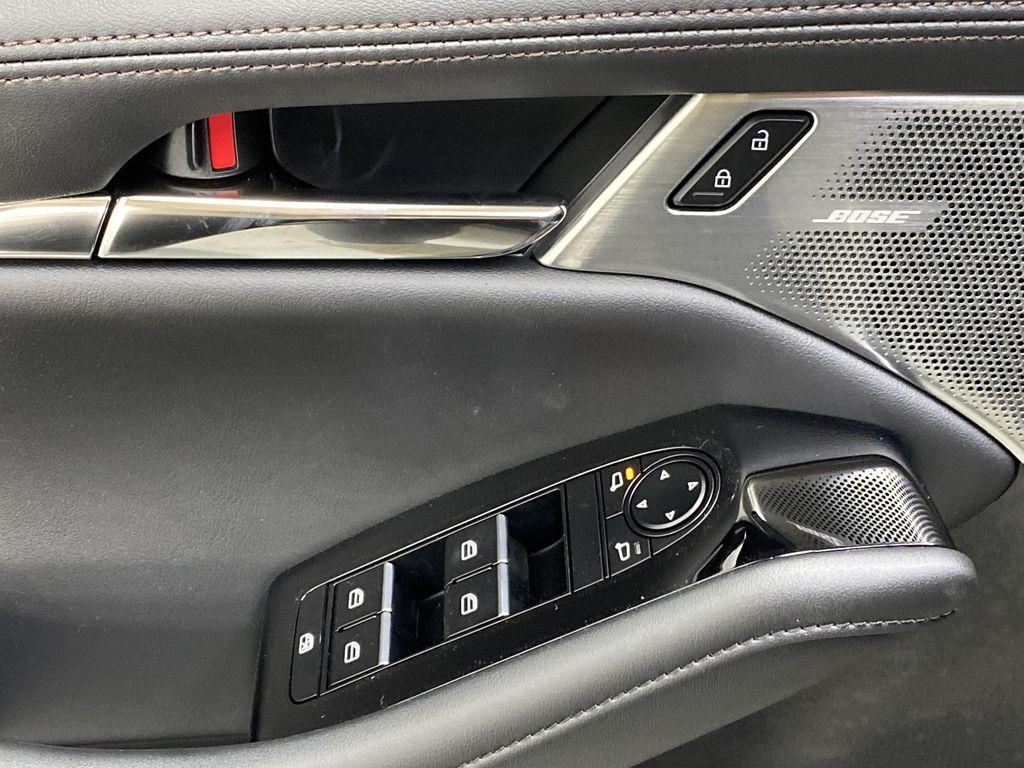 TITANIUM FLASH MICA(42S) 2021 Mazda Mazda3 Sport GT Premium FWD  Driver's Side Door Controls Photo in Edmonton AB