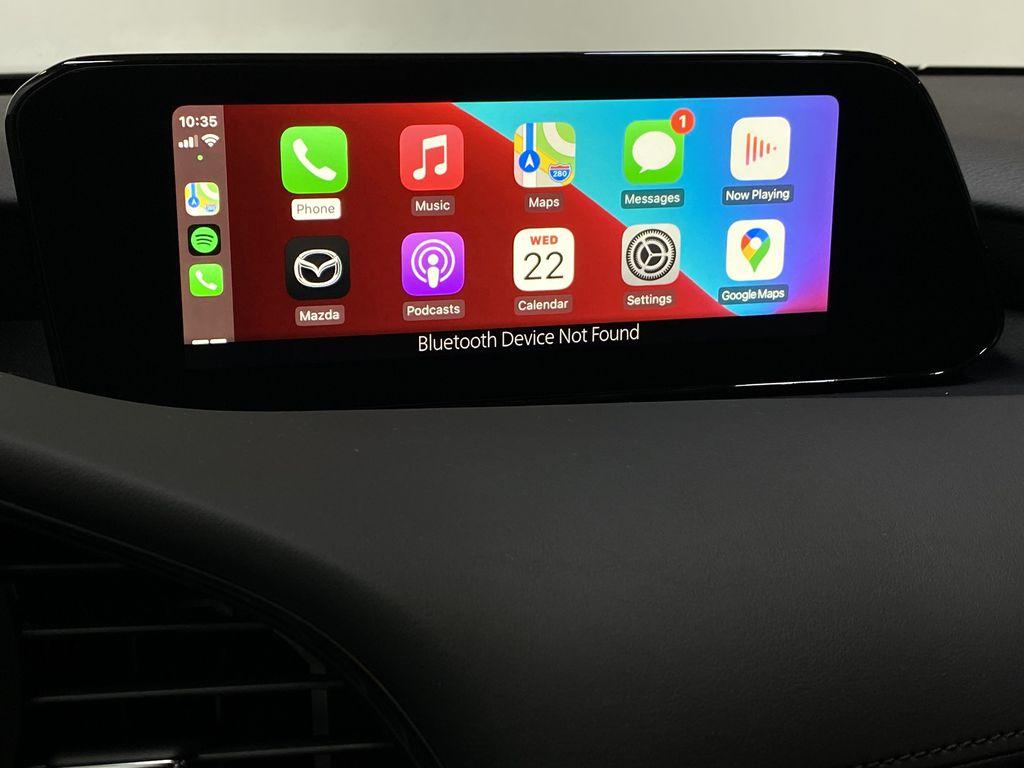 TITANIUM FLASH MICA(42S) 2021 Mazda Mazda3 Sport GT Premium FWD Apple Carplay/Android Auto Photo in Edmonton AB