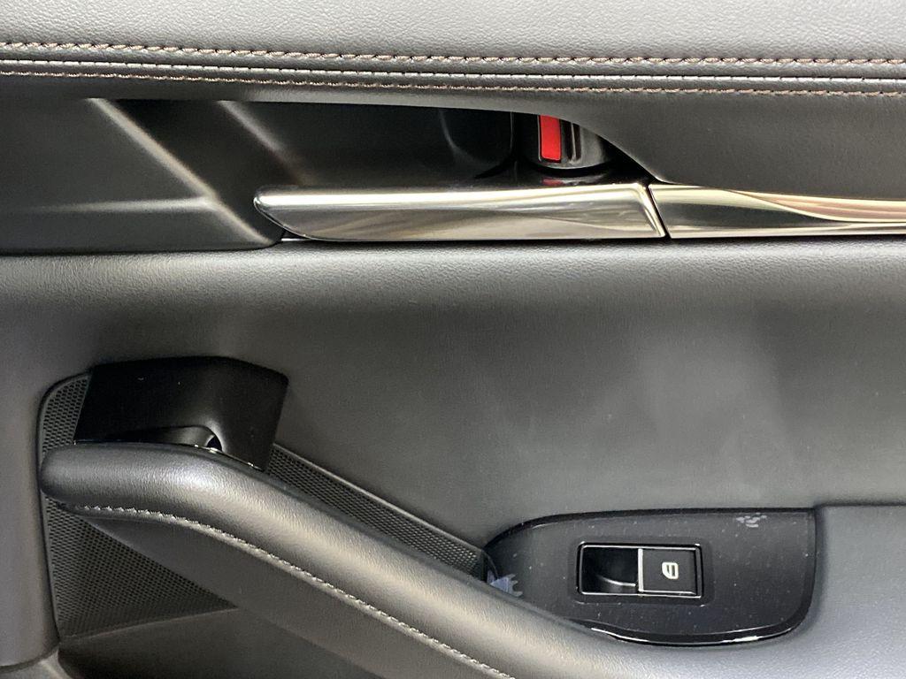 TITANIUM FLASH MICA(42S) 2021 Mazda Mazda3 Sport GT Premium FWD Passenger Rear Door Controls Photo in Edmonton AB