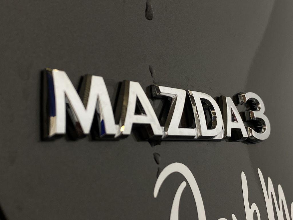 TITANIUM FLASH MICA(42S) 2021 Mazda Mazda3 Sport GT Premium FWD Trim Specific Photo in Edmonton AB