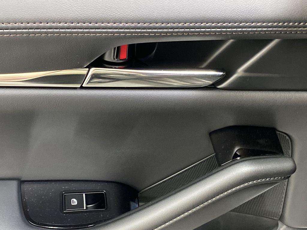 TITANIUM FLASH MICA(42S) 2021 Mazda Mazda3 Sport GT Premium FWD LR Door Panel Ctls Photo in Edmonton AB