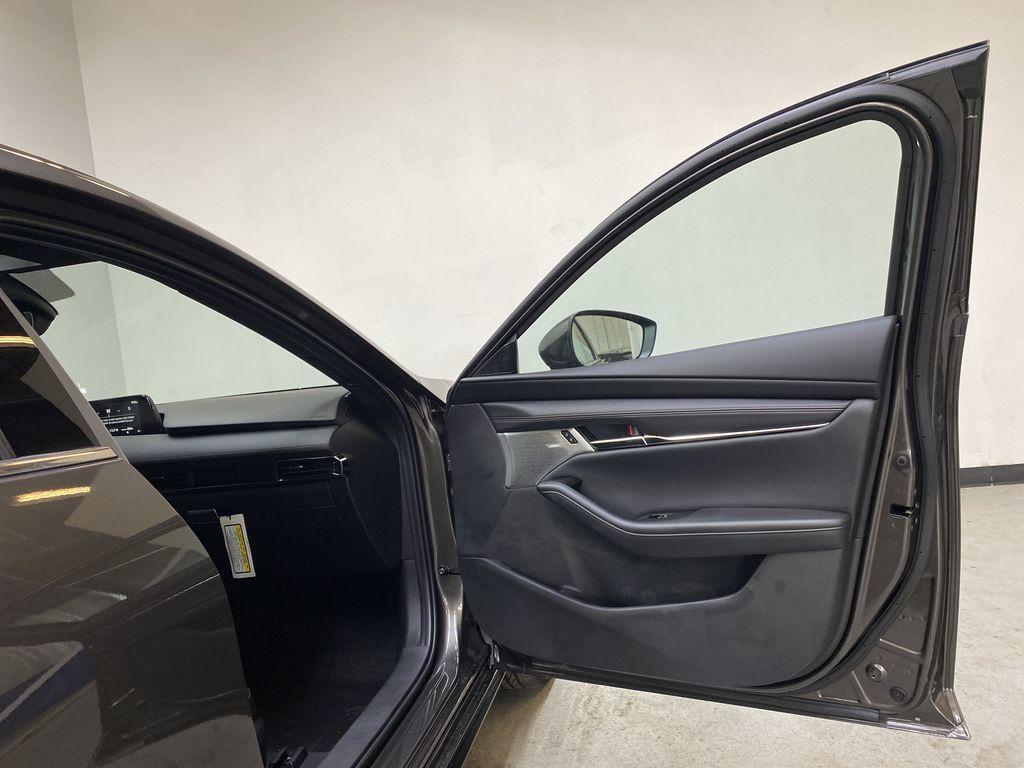 TITANIUM FLASH MICA(42S) 2021 Mazda Mazda3 Sport GT Premium FWD Right Front Interior Door Panel Photo in Edmonton AB