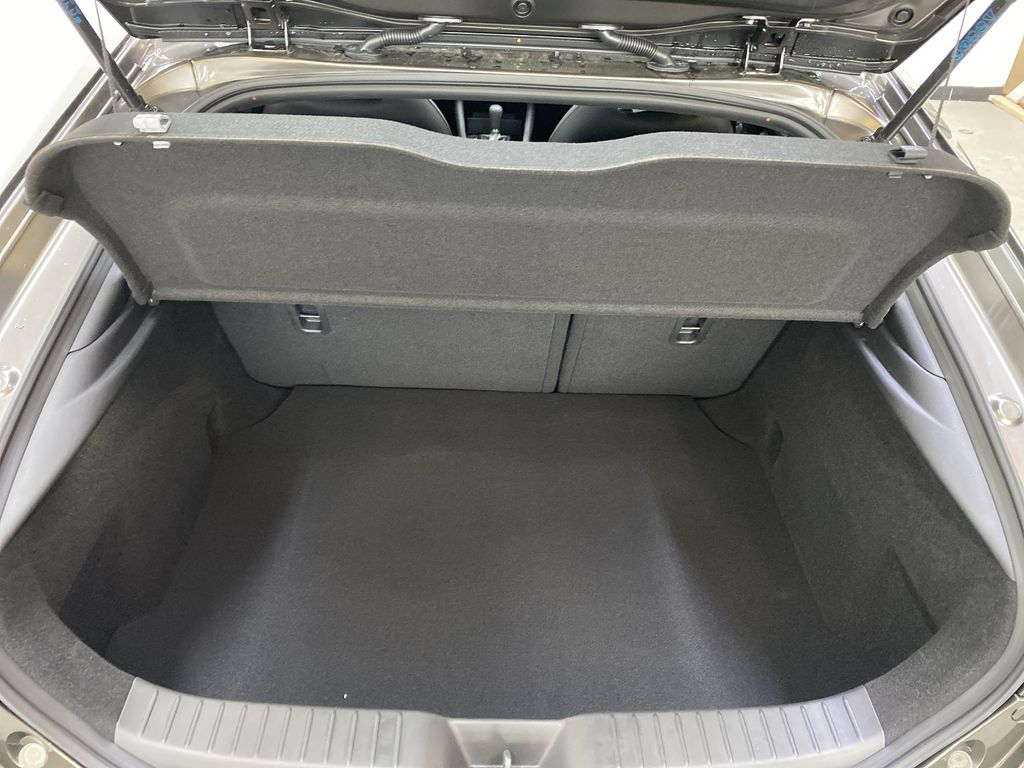 TITANIUM FLASH MICA(42S) 2021 Mazda Mazda3 Sport GT Premium FWD Trunk / Cargo Area Photo in Edmonton AB
