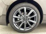 TITANIUM FLASH MICA(42S) 2021 Mazda Mazda3 Sport GT Premium FWD Left Front Rim and Tire Photo in Edmonton AB