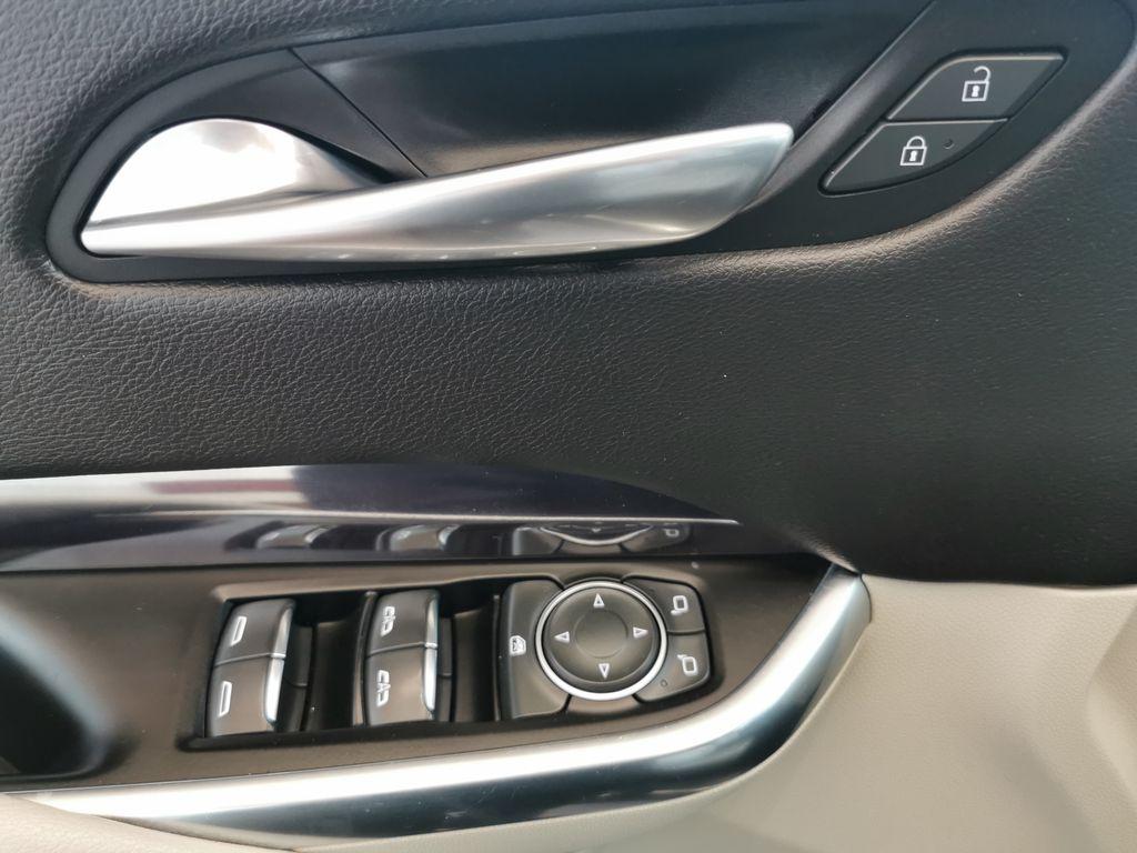 Black[Stellar Black Metallic] 2019 Cadillac XT4  Driver's Side Door Controls Photo in Edmonton AB