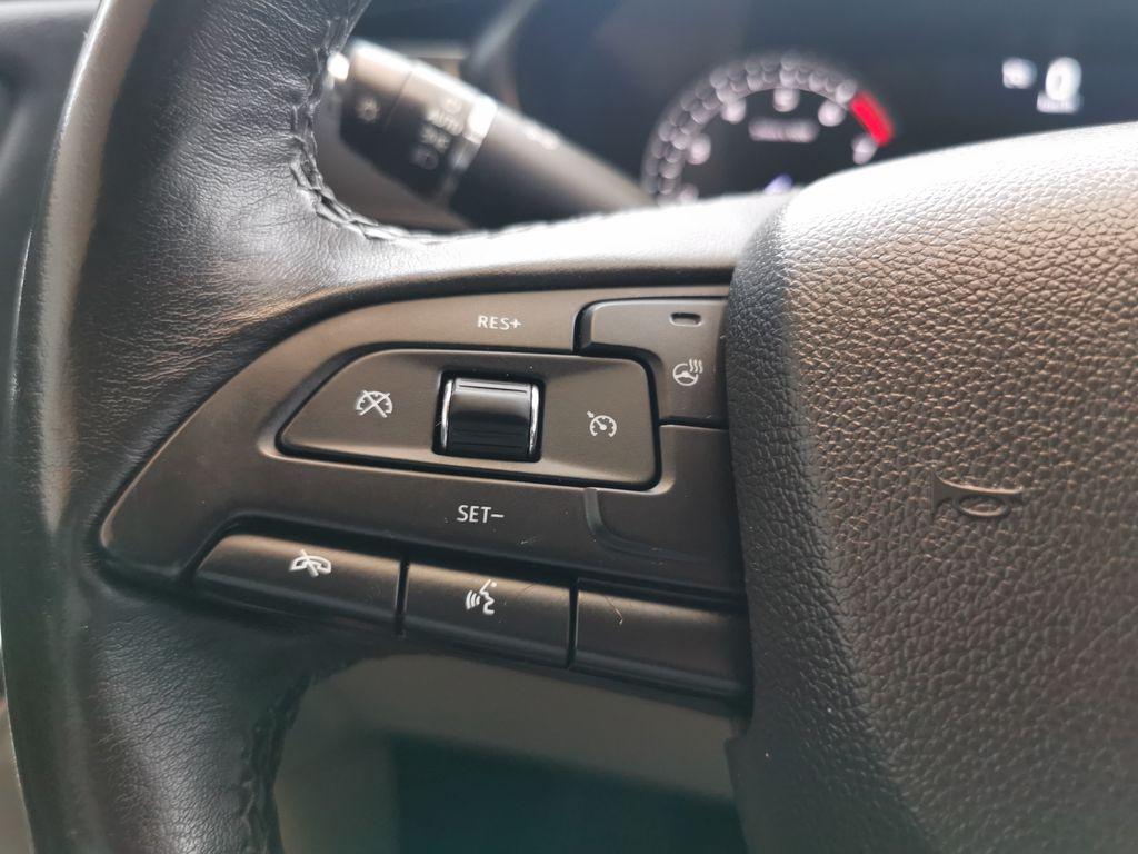 Black[Stellar Black Metallic] 2019 Cadillac XT4 Passenger Front Door Controls Photo in Edmonton AB