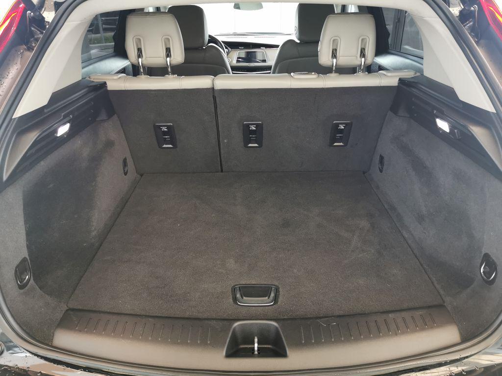 Black[Stellar Black Metallic] 2019 Cadillac XT4 Trunk / Cargo Area Photo in Edmonton AB