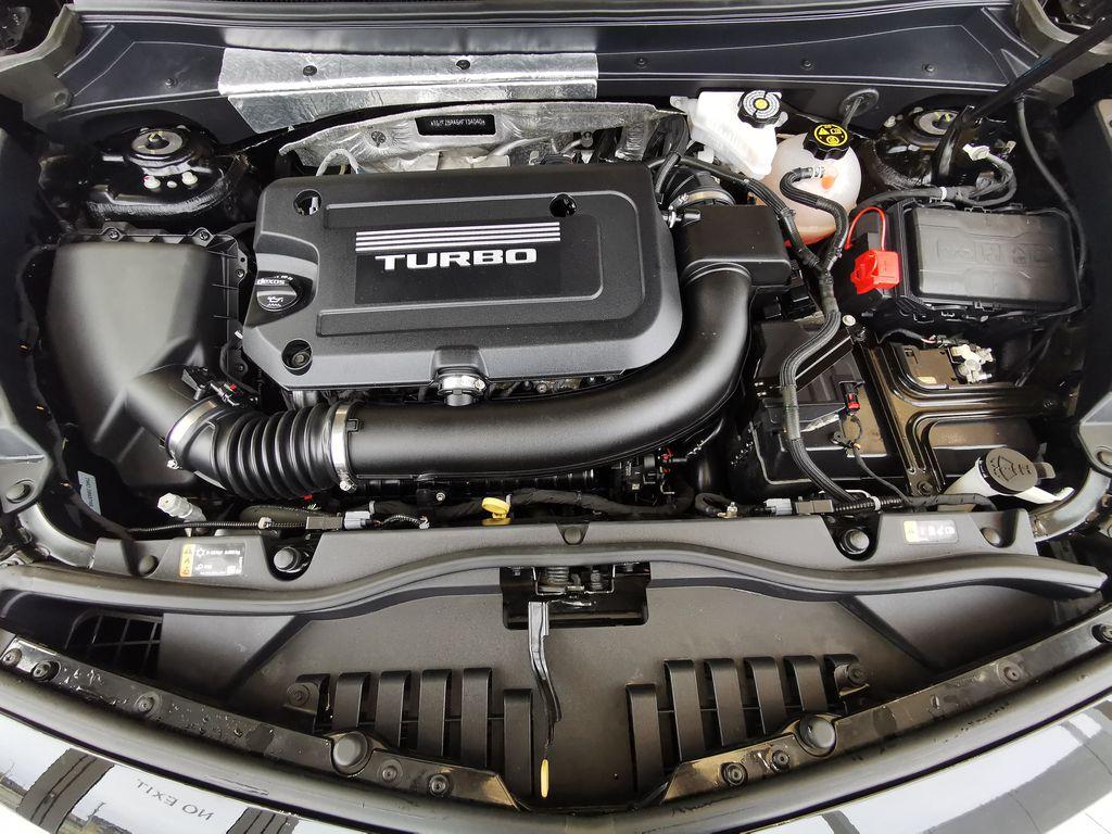 Black[Stellar Black Metallic] 2019 Cadillac XT4 Engine Compartment Photo in Edmonton AB