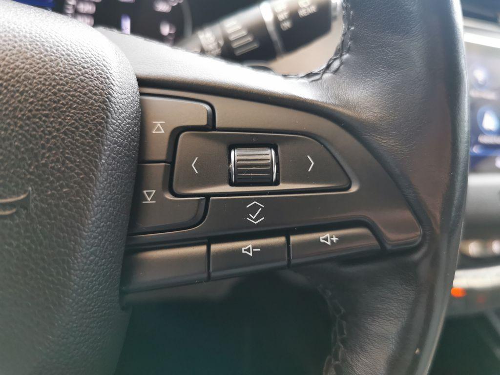 Black[Stellar Black Metallic] 2019 Cadillac XT4 Passenger Rear Door Controls Photo in Edmonton AB