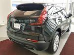 Black[Stellar Black Metallic] 2019 Cadillac XT4 Right Rear Corner Photo in Edmonton AB