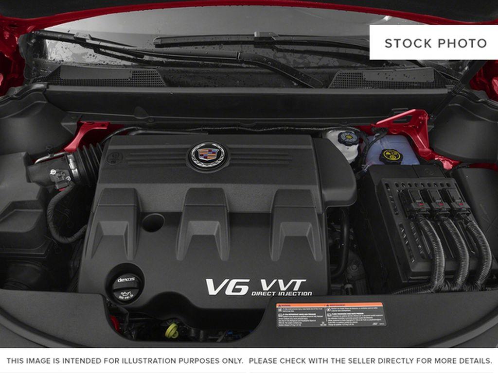 2016 Cadillac SRX Engine Compartment Photo in Medicine Hat AB