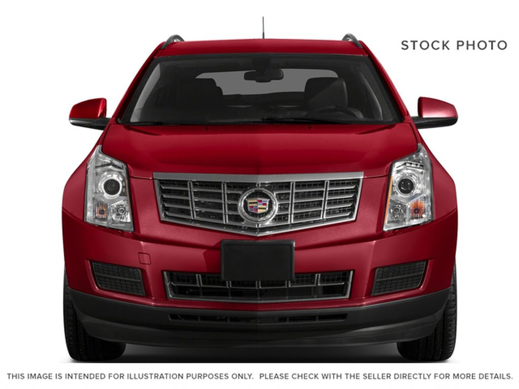 2016 Cadillac SRX Front Vehicle Photo in Medicine Hat AB