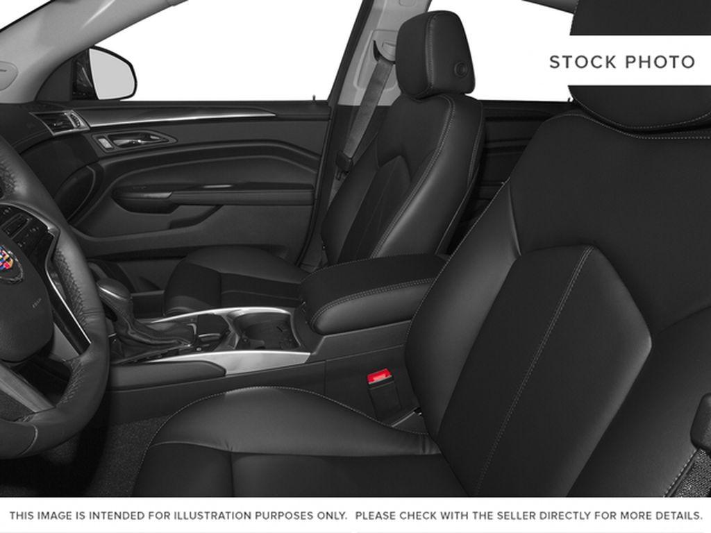 2016 Cadillac SRX Left Front Interior Photo in Medicine Hat AB