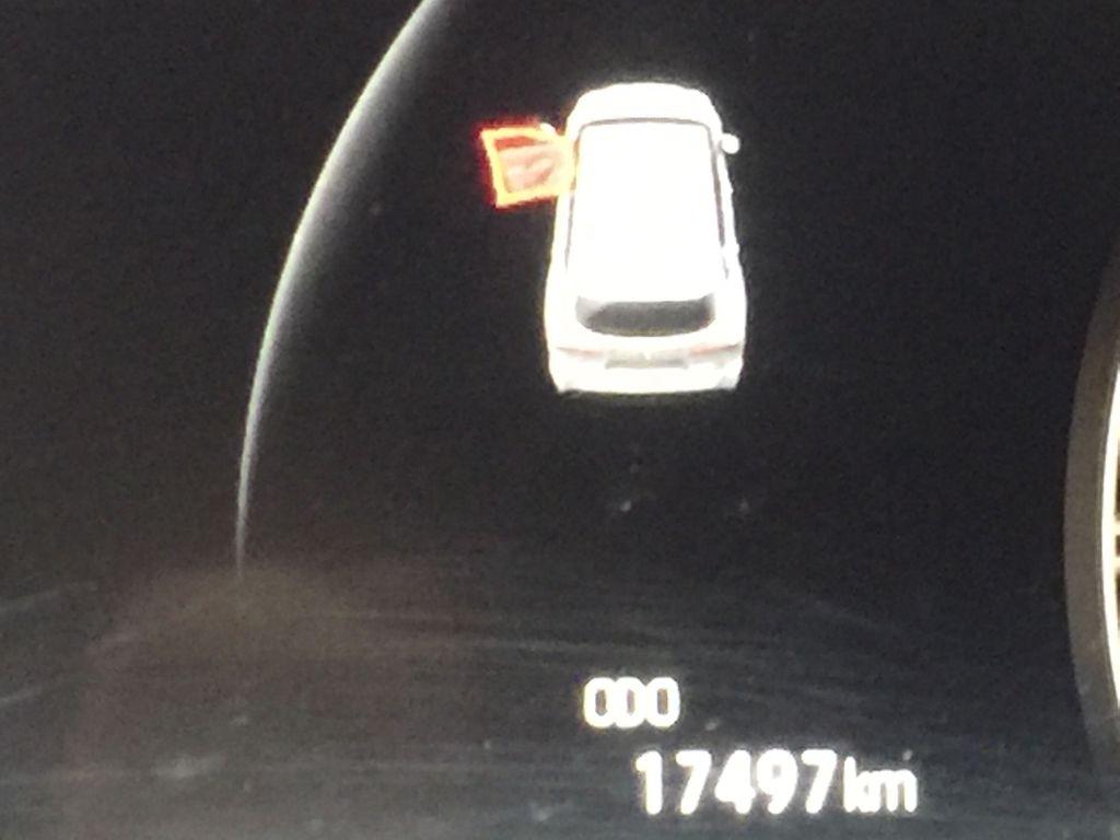 White[Blizzard Pearl] 2021 Toyota Highlander XSE AWD Odometer Photo in Sherwood Park AB