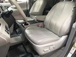 Gray[Pre-Dawn Grey Mica] 2014 Toyota Sienna XLE AWD Left Front Interior Photo in Sherwood Park AB