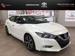White[Pearl White] 2018 Nissan Maxima SV Primary Photo in Sherwood Park AB