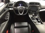 White[Pearl White] 2018 Nissan Maxima SV Left Front Seat Photo in Sherwood Park AB