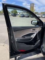 Silver[Moonstone Silver] 2015 Hyundai Santa Fe cleaned Left Rear Interior Door Panel Photo in Brampton ON
