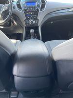 Silver[Moonstone Silver] 2015 Hyundai Santa Fe cleaned Trunk / Cargo Area Photo in Brampton ON