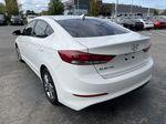 White[Polar White] 2017 Hyundai Elantra clean Left Front Interior Door Panel Photo in Brampton ON