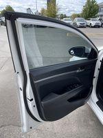 White[Polar White] 2017 Hyundai Elantra clean Left Rear Interior Door Panel Photo in Brampton ON