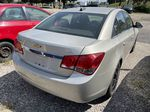 Gold[Champagne Silver Metallic] 2015 Chevrolet Cruze clean Left Front Interior Door Panel Photo in Brampton ON
