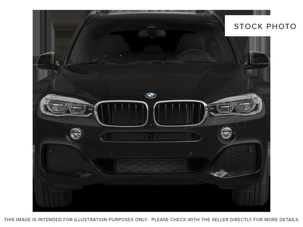 Black[Black Sapphire Metallic] 2014 BMW X5 Front Vehicle Photo in Dartmouth NS