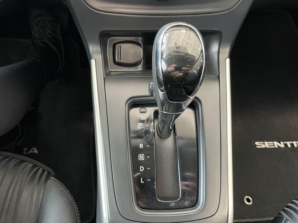Red 2018 Nissan Sentra SV MIDNIGHT EDITI Engine Compartment Photo in Edmonton AB
