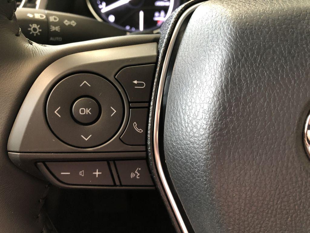 Midnight Black Metallic 2021 Toyota Camry SE Right Side Front Seat  Photo in Edmonton AB