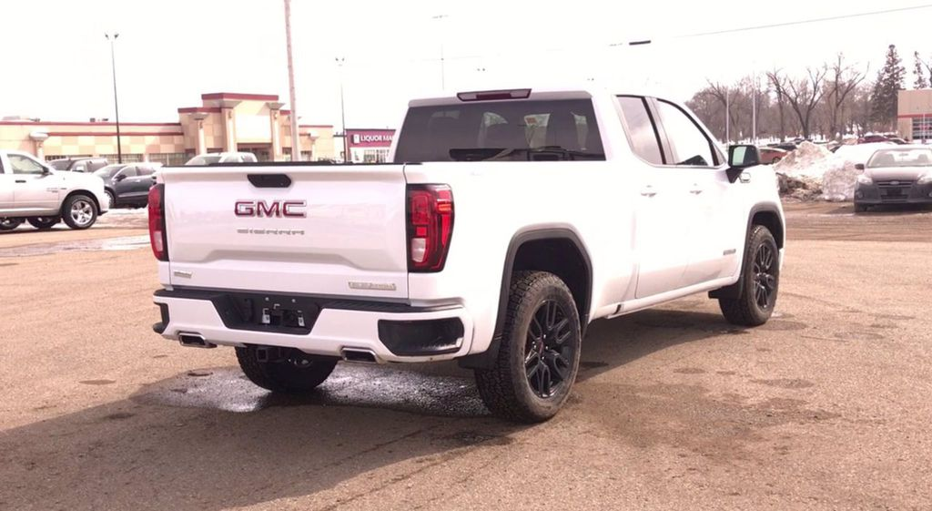 White[Summit White] 2019 GMC Sierra 1500 Front Vehicle Photo in Brandon MB