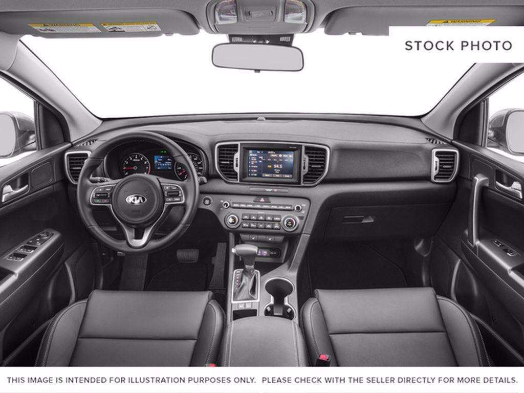 Other 2017 Kia Sportage Left Rear Interior Door Panel Photo in Brandon MB