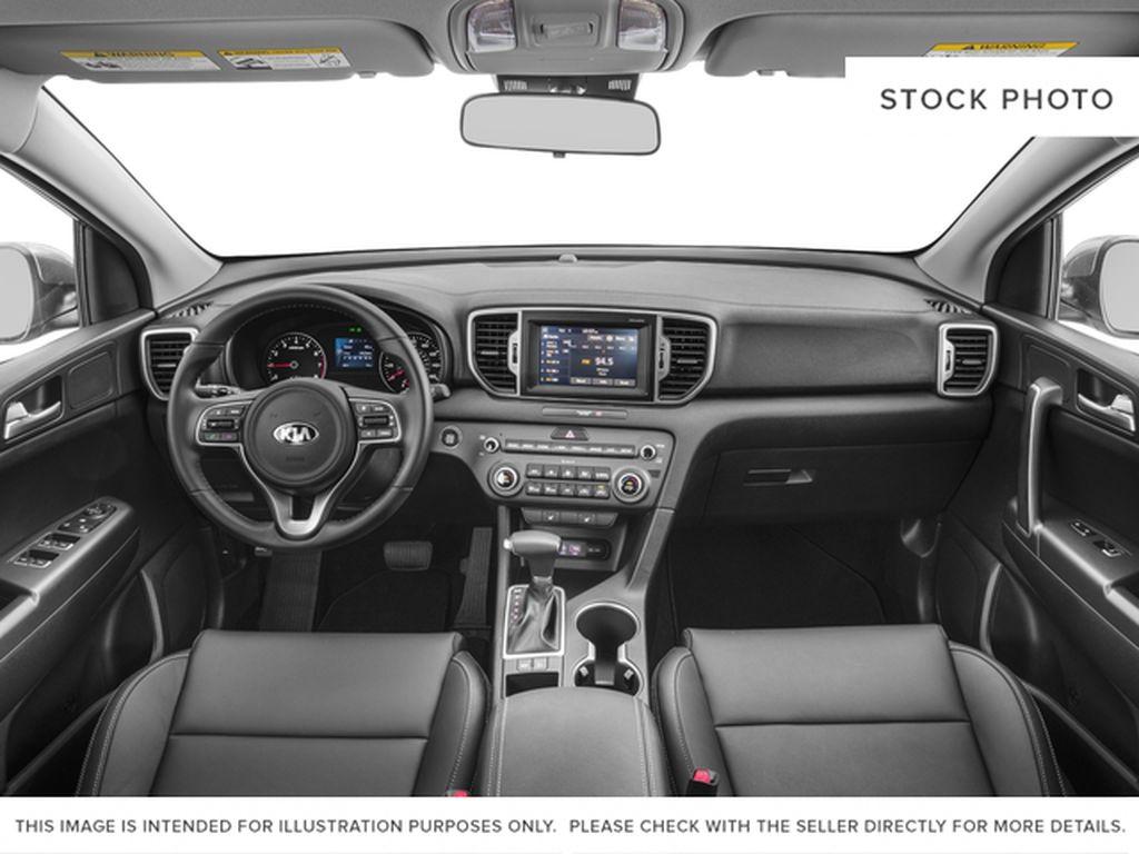 Other 2017 Kia Sportage Steering Wheel and Dash Photo in Brandon MB