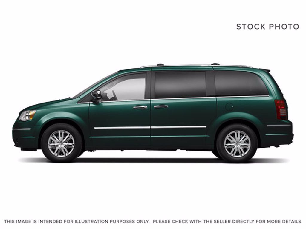 Other 2009 Chrysler Town & Country Front Vehicle Photo in Brandon MB