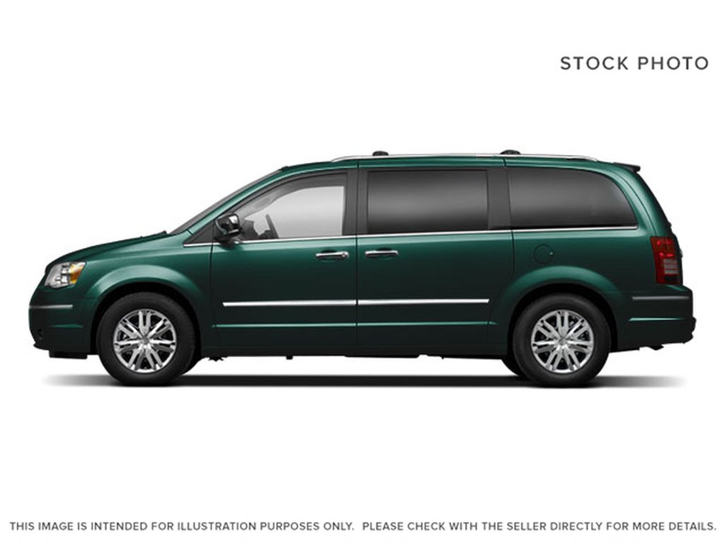 Other 2009 Chrysler Town & Country Left Side Photo in Brandon MB
