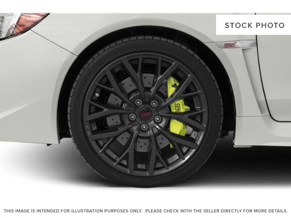 2019 Subaru WRX Left Front Rim and Tire Photo in Ottawa ON