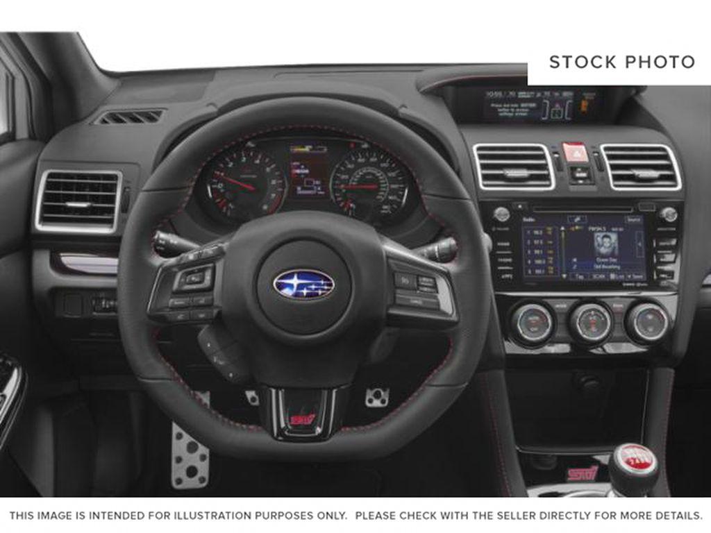 2019 Subaru WRX Steering Wheel and Dash Photo in Ottawa ON