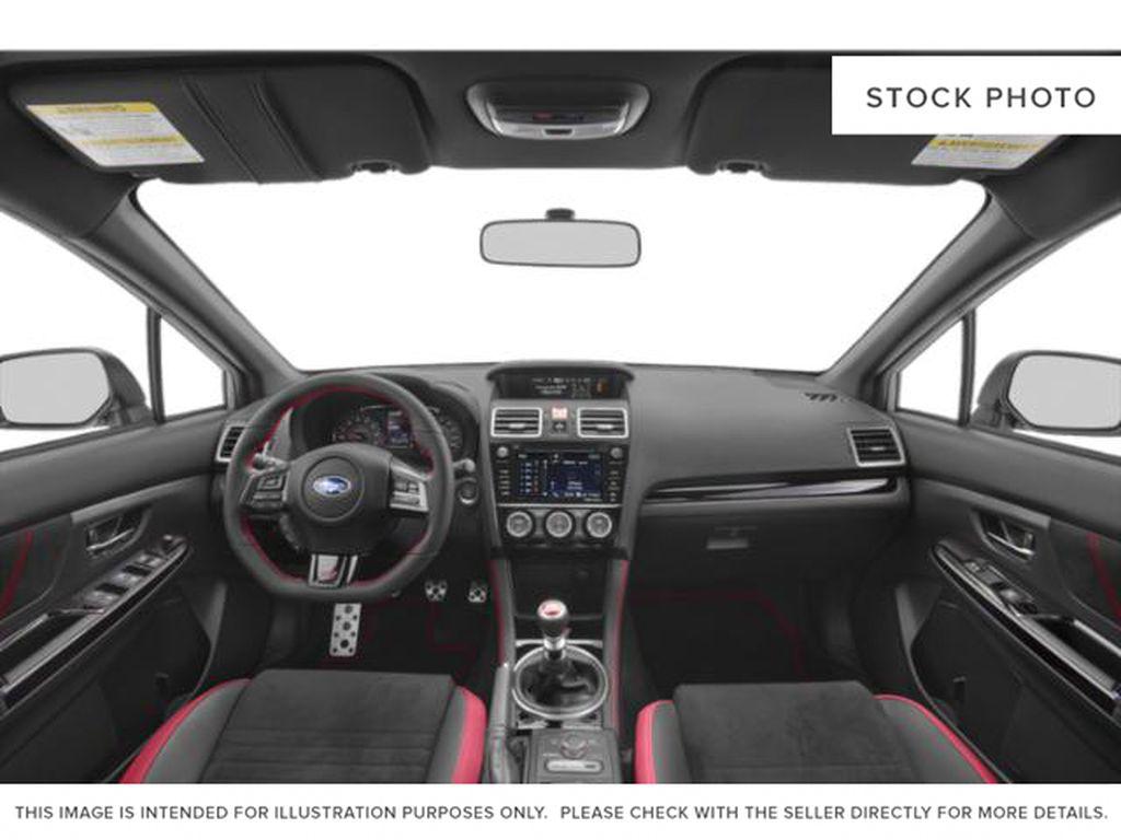 2019 Subaru WRX Strng Wheel/Dash Photo: Frm Rear in Ottawa ON