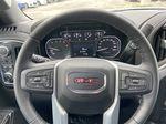 Gray[Satin Steel Metallic] 2021 GMC Sierra 1500 Elevation Steering Wheel and Dash Photo in Calgary AB