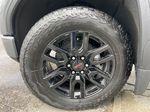 Gray[Satin Steel Metallic] 2021 GMC Sierra 1500 Elevation Left Front Rim and Tire Photo in Calgary AB