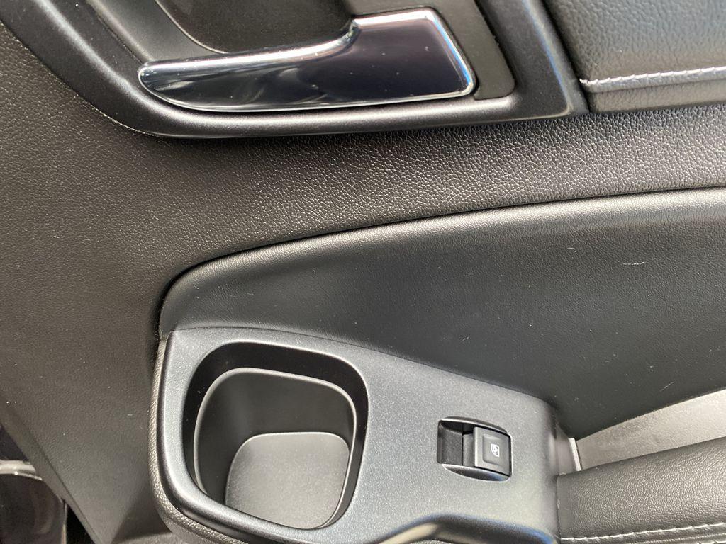 Gray[Iridium Metallic] 2017 GMC Yukon SLT Passenger Rear Door Controls Photo in Canmore AB