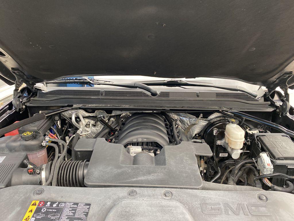 Gray[Iridium Metallic] 2017 GMC Yukon SLT Engine Compartment Photo in Canmore AB