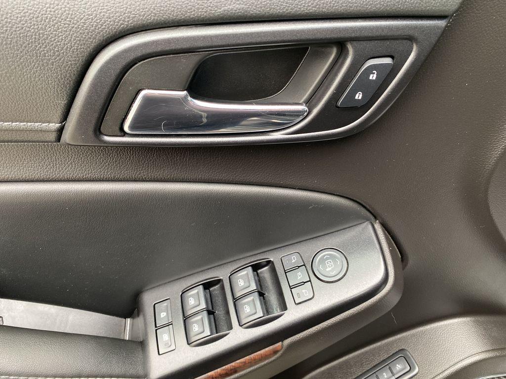 Gray[Iridium Metallic] 2017 GMC Yukon SLT  Driver's Side Door Controls Photo in Canmore AB