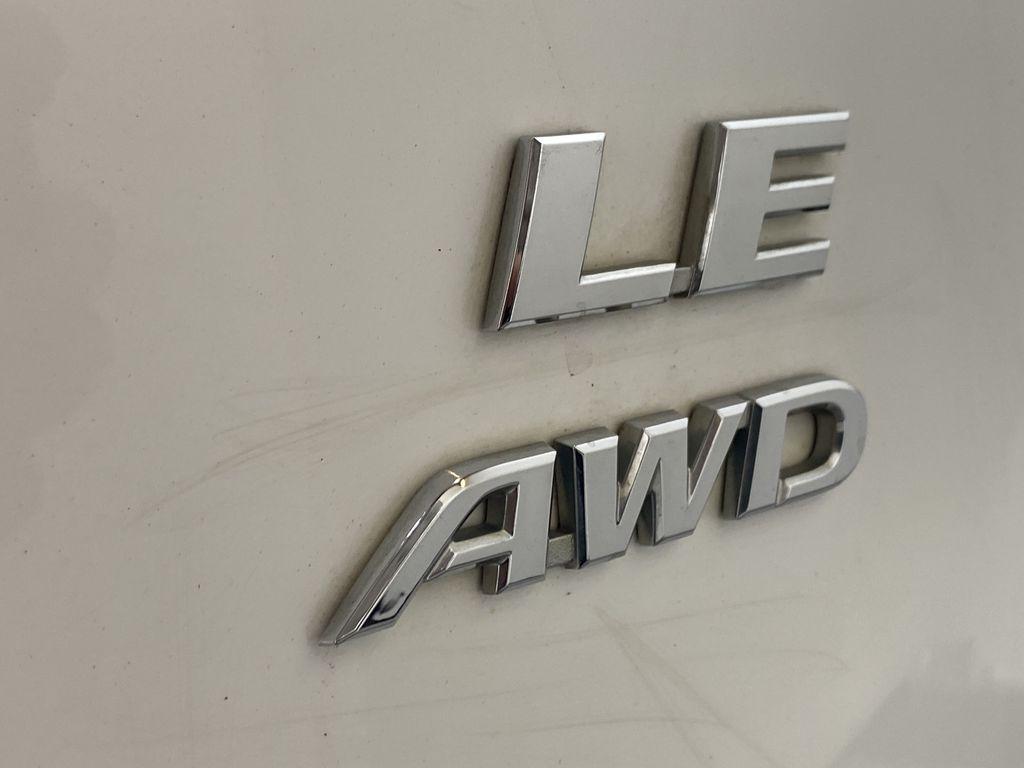 WHITE 2015 Toyota RAV4 LE AWD - Bluetooth, Cruise Control, Air Conditioning Trim Specific Photo in Edmonton AB