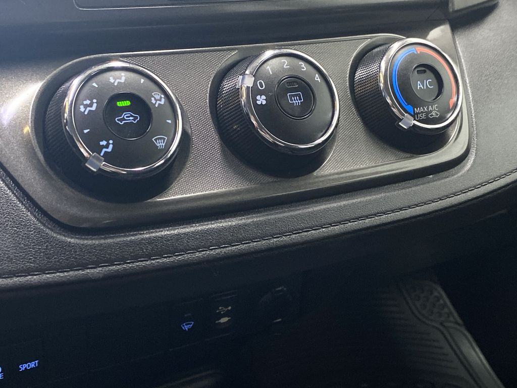 WHITE 2015 Toyota RAV4 LE AWD - Bluetooth, Cruise Control, Air Conditioning Central Dash Options Photo in Edmonton AB