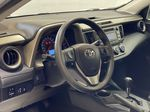 WHITE 2015 Toyota RAV4 LE AWD - Bluetooth, Cruise Control, Air Conditioning Steering Wheel and Dash Photo in Edmonton AB