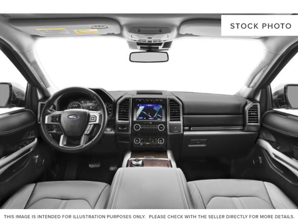 Black[Agate Black] 2021 Ford Expedition Central Dash Options Photo in Dartmouth NS