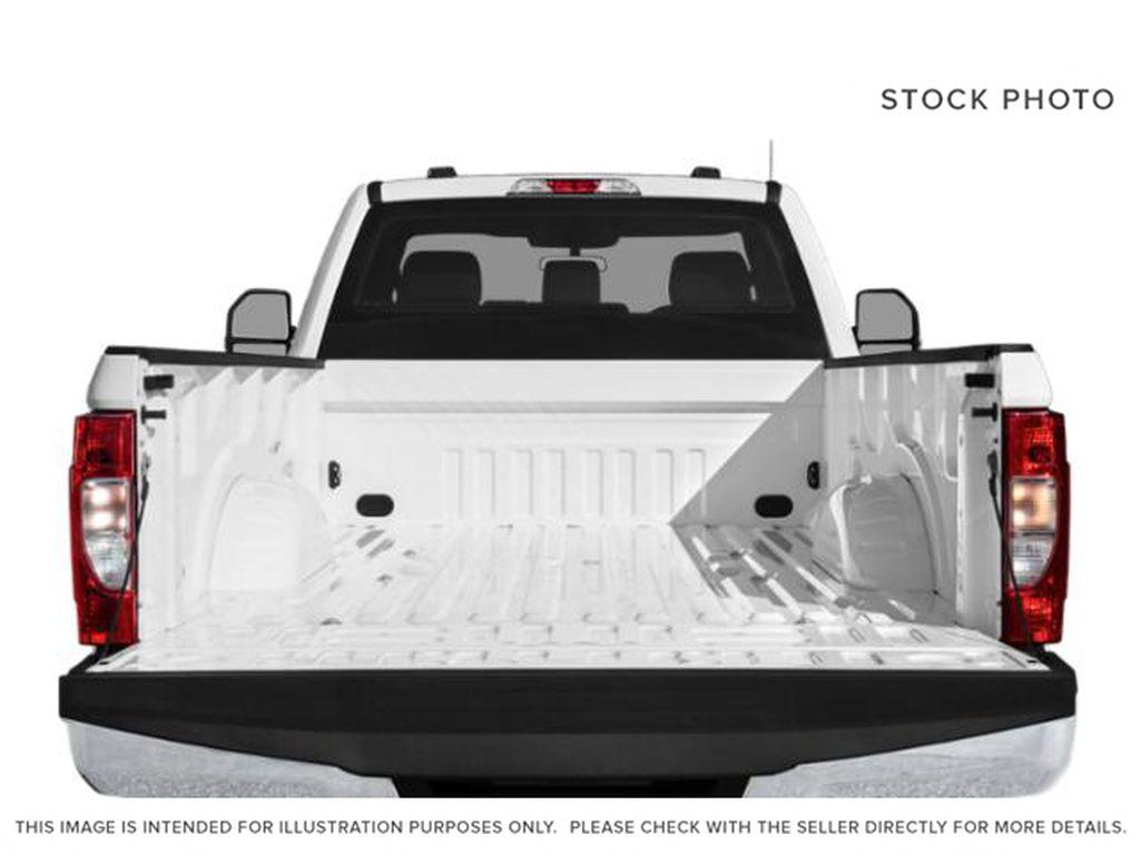 Silver[Iconic Silver Metallic] 2022 Ford Super Duty F-250 SRW Trunk / Cargo Area Photo in Dartmouth NS