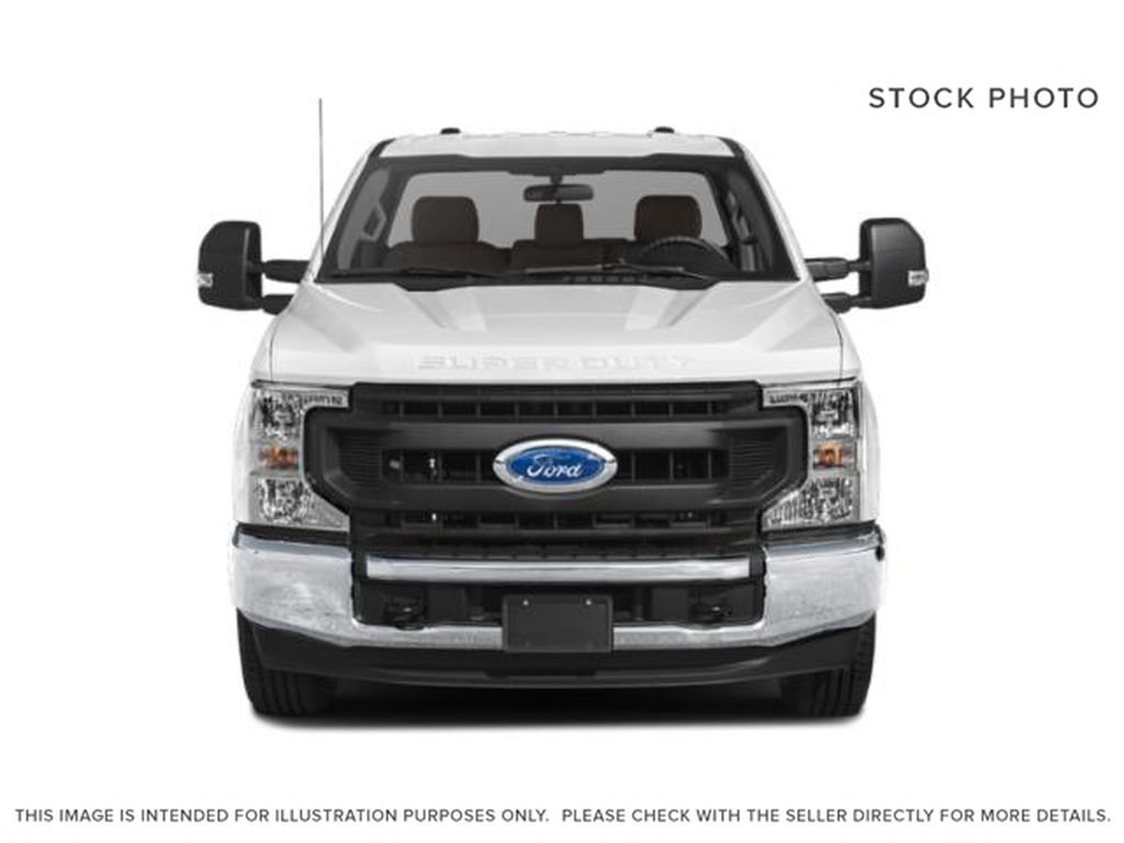 Silver[Iconic Silver Metallic] 2022 Ford Super Duty F-250 SRW Front Vehicle Photo in Dartmouth NS